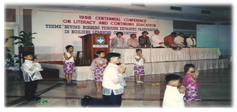 NLC AND NLA 1998