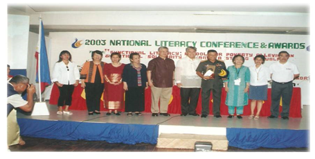 NLC AND NLA 2003