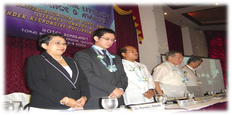 NLC AND NLA 2004
