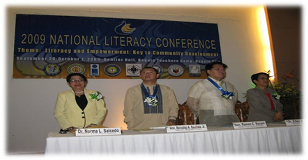 NLC AND NLA 2009