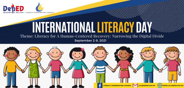 revised-International Literacy Week